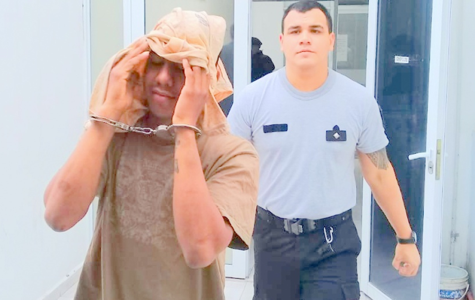 Montenegro quedará en prisión preventiva por apuñalar a Verón en una cancha de fútbol.