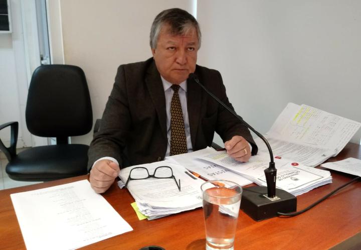 Fiscal Rubén Martínez