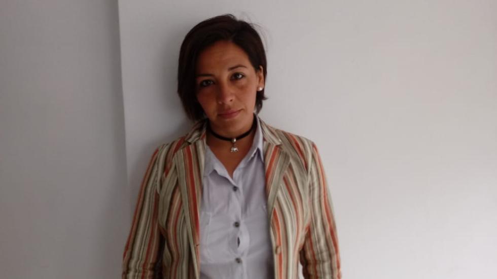Gisela Cáceres juicio a Baucero