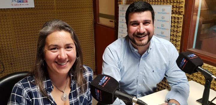 Soledad Zalazar y Marcos Cleri en RH.jfif