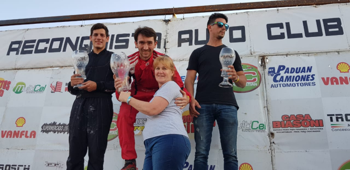 10112019 Matías García campeón 2019 Fiat 128 CHAQUEÑOS madre.jfif