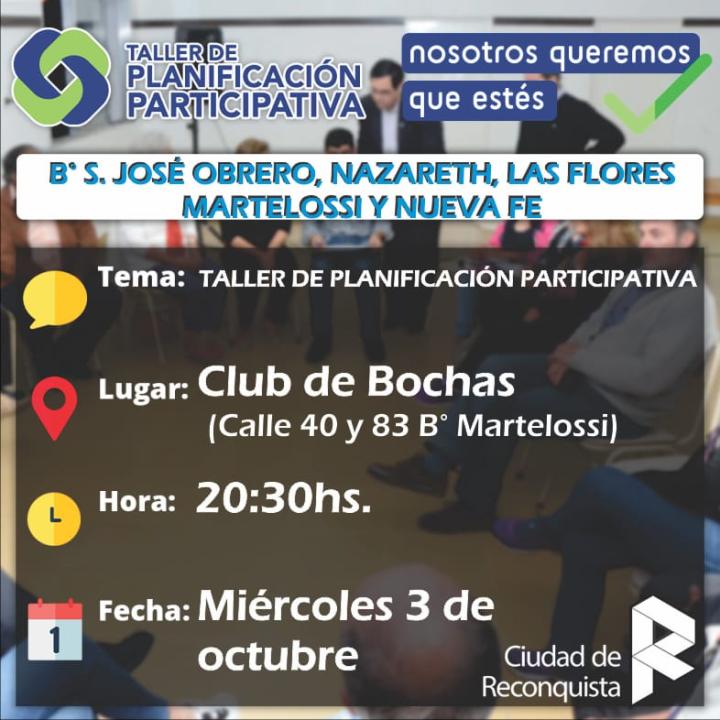 Planificación Participativa en barrios San José Obrero, Nazareth, Las Flores, Martelossi y Nueva Fe.jpg