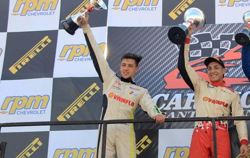 Dos pilotos Reconquistenses cierran el año y uno de ellos va en búsca del título de Campeón!!!.