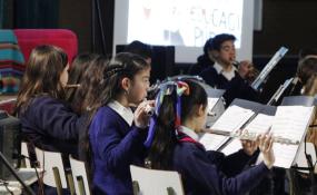 Esta noche, la Orquesta Infanto Juvenil cierra el 2019. Todos invitados a disfrutar del último concierto del año.