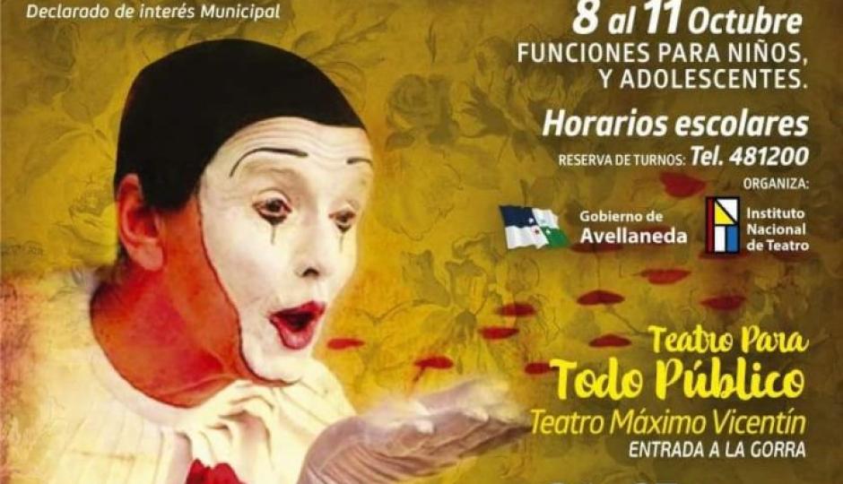 Comienza el Festival de teatro en Avellaneda