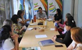 El gobierno de Malabrigo inició las acciones en el marco de la Ley Micaela.