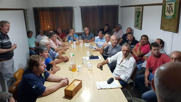 14022020 asamblea y elecciones Liga Reconquistense de Fútbol B.jfif