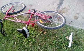 Robó una bicicleta y fue aprehendido. Tenía un cuchillo.