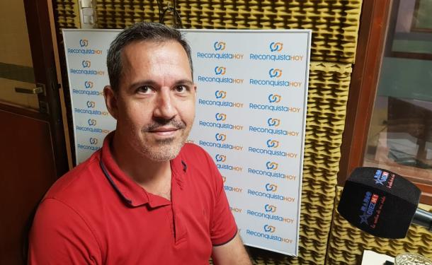 Jorge Fiant renunció de manera indeclinable a la dirección médica del Hospital Reconquista. Qué dijo en su visita a ReconquistaHOY.