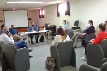 Reunión del Comité de Coordinación Departamental Covid-19