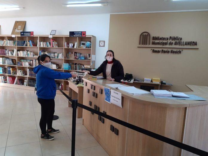 Biblioteca de Avellaneda.