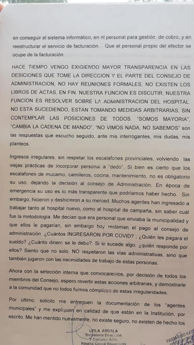 Nota de Passarino. Pagina 2
