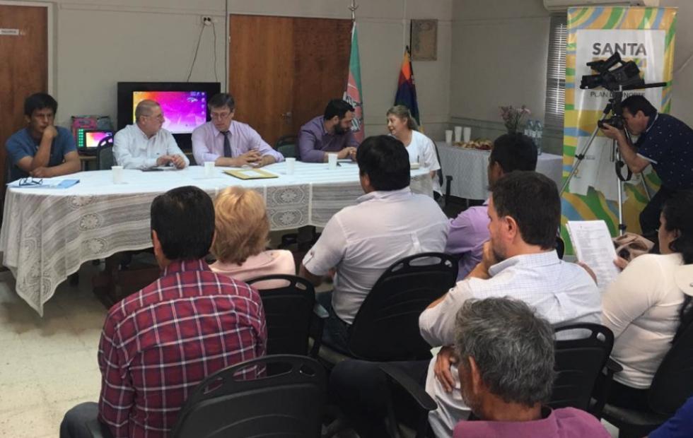 La provincia realizó la apertura de sobres licitatorios para la construcción de un centro de salud en el paraje El Toba