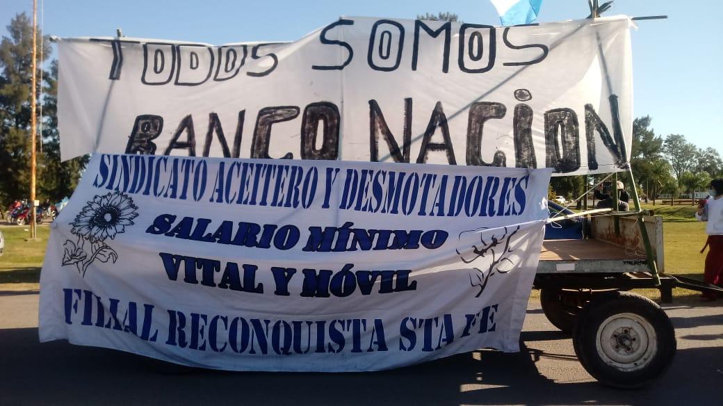 Ruidazo en Reconquista.
