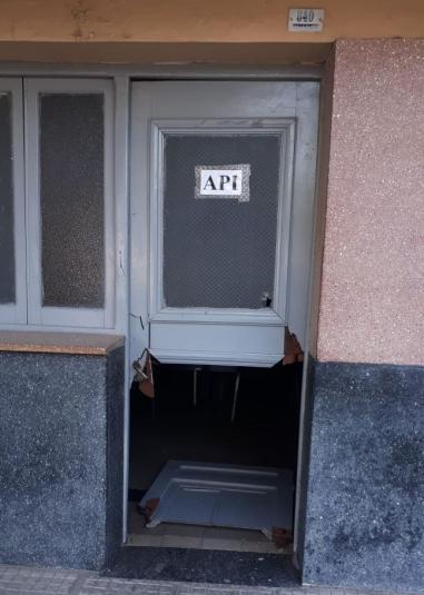 Puerta de Api