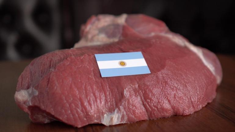 Carne vacuna argentina