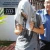 Joven imputado y preso acusado de violar a su ex novia y de lesionarla.