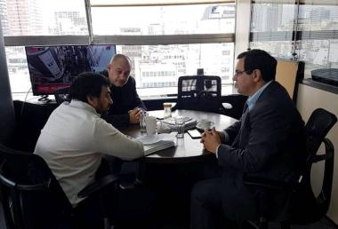 Gestiones del Intendente Enri Vallejos en el Ministerio de Trabajo de la Nación.jpg