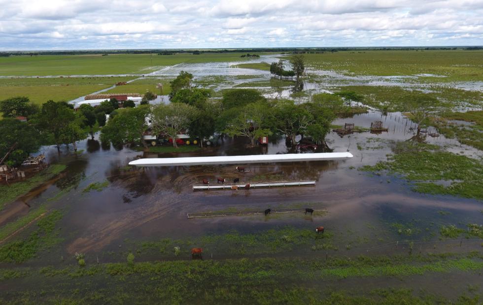 """El gobernador declaró por decreto """"zona de desastre agropecuario"""" y de """"emergencia hídrica"""". Qué alcances tiene."""