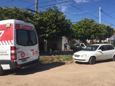 Allanamiento policia Gerardo Ramon Flores.jpeg