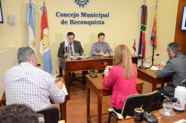 Discurso anual del intendente en el Concejo Enri Vallejos Francisco Sellares b