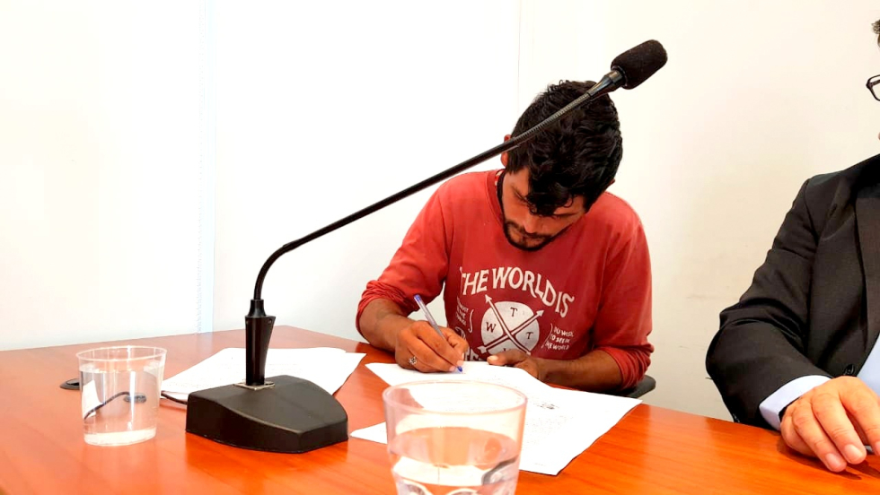 Antonio Romero firma su condena 15052019.jpg