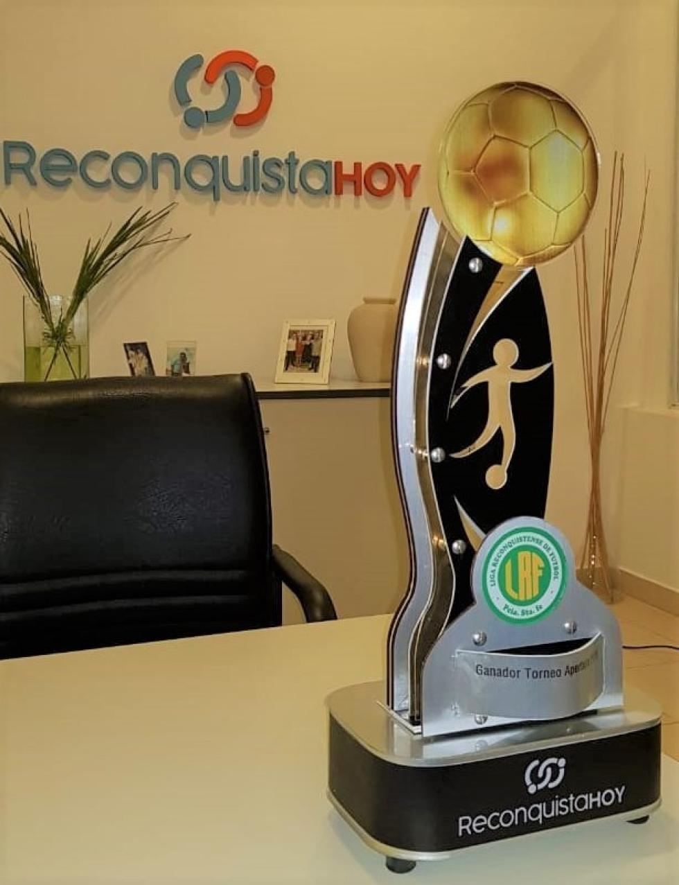 Copa ReconquistaHOY Torneo Apertura 2019 Liga Reconquistense de Fútbol z.jpg