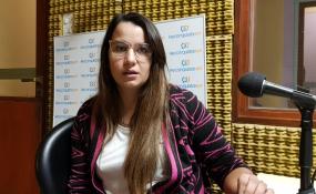 La diputada Espíndola reclama por los derechos de los niños víctimas de delitos. Se manifestó en favor de la continuidad de las audiencias de Cámara Gesell.