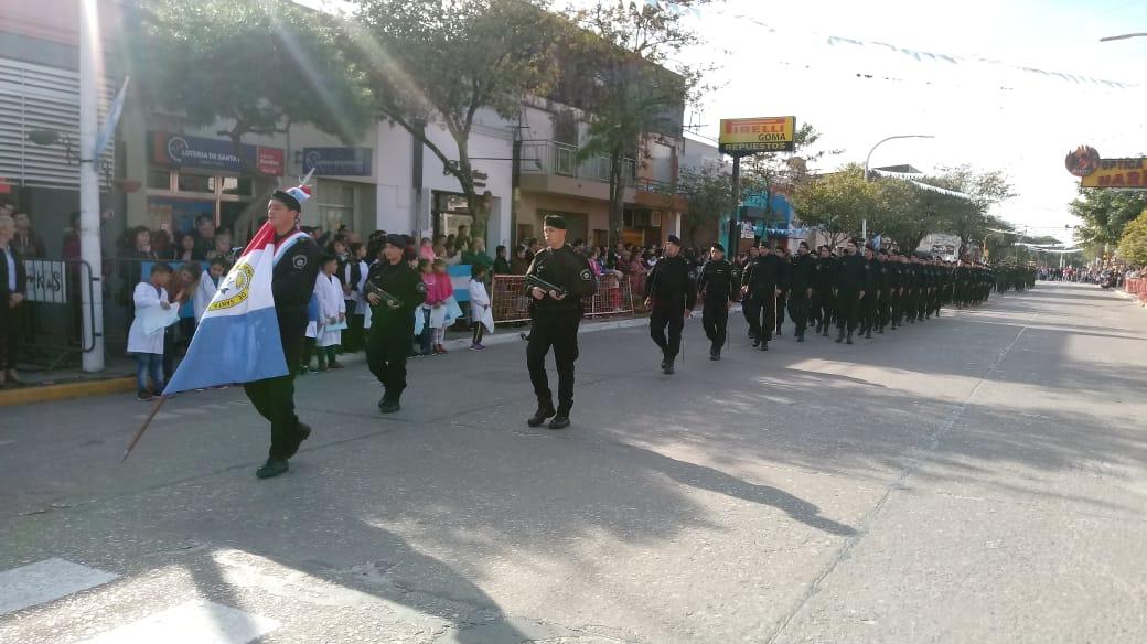 Desfile 9 de Julio de 2019.