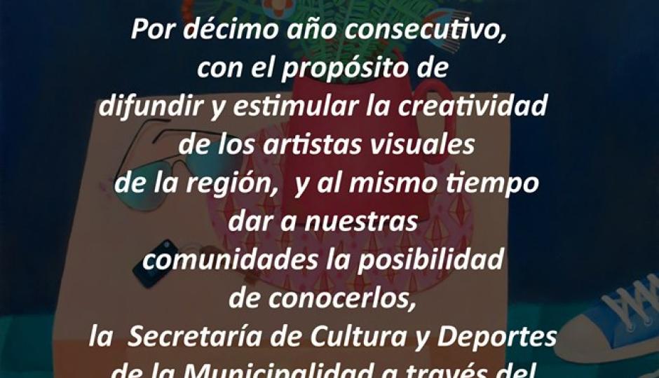 Convocan a artistas a participar de la 10º Muestra Regional de Arte del Norte.