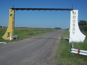 Acceso a Moussy