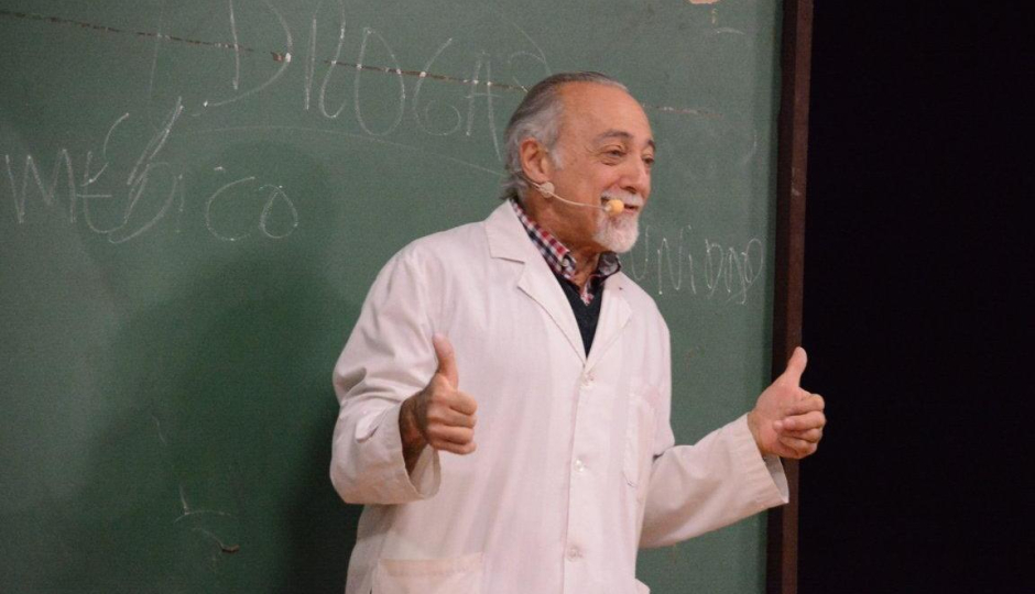 """El Dr. Alfredo Miroli disertará hoy en Avellaneda sobre """"Prevención de Adicciones"""". Todos invitados!."""