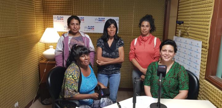 30102019 MERENDERO para Barrio La Cortada Melba Duran Vanina Duran Jesica Barbona Mariana Meza.jfif