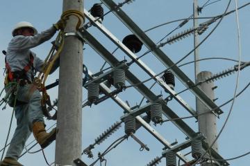 Corte de energía