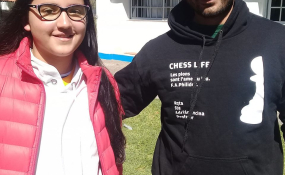 "Floriana Salto se consagró como la mejor Dama en la ""VII Copa Latinoamericana de Ajedrez infantil 2019"" que se disputó en Córdoba."