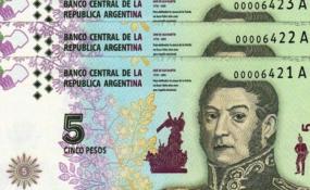 Hasta cuándo se podrán usar los billetes de 5 pesos.