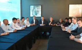 El Foro de Intendentes Justicialistas reclama el tratamiento y aprobación de las leyes de emergencia que necesita Perotti.