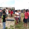 09 Oct. 2018: Intentan usurpar terrenos en otro barrio de la Ciudad de Avellaneda. Audio, Fotos y video