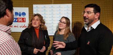 Norma Dolzani Pierina Foschiatti y Osvaldo Fernandez en RH 2019.jpeg
