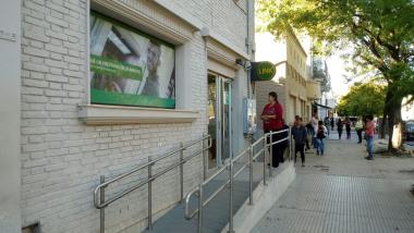 Nuevo Banco de Santa Fe.