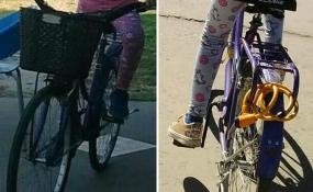 Le saltaron las rejas para robarle la bicicleta. Ahora quiere recuperarla.