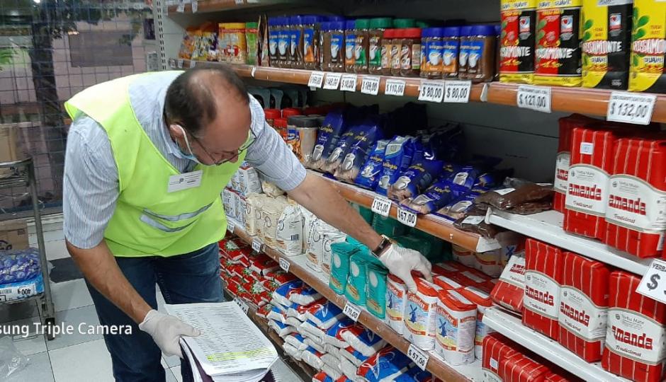 La Municipalidad controló precios en otros 18 comercios y encontró infracción solo en uno.
