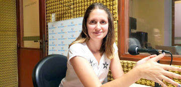 Diputada María Laura Corgniali.