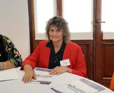 Concejal Sandra Antolín
