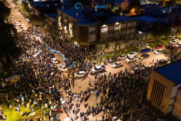 Vicentín intervención pueblada en Avellaneda martes 09 junio 2020.jpeg