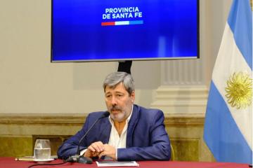 El secretario de Industria de la provincia, Claudio Mossuz.