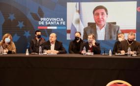 Provincia y Nación firmaron convenios por más de $ 410 millones para implementar el programa Potenciar Trabajo Santa Fe.