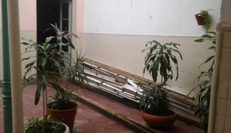 UPCN denuncia peligrosas condiciones edilicias del CAF Nº 9 de Reconquista, foto y vídeo.