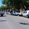Hablamos con uno de los participantes del del cuádruple choque sobre Bulevar Yrigoyen