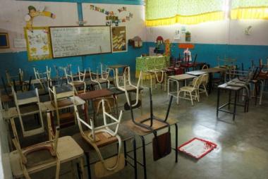 Aulas. Escuelas